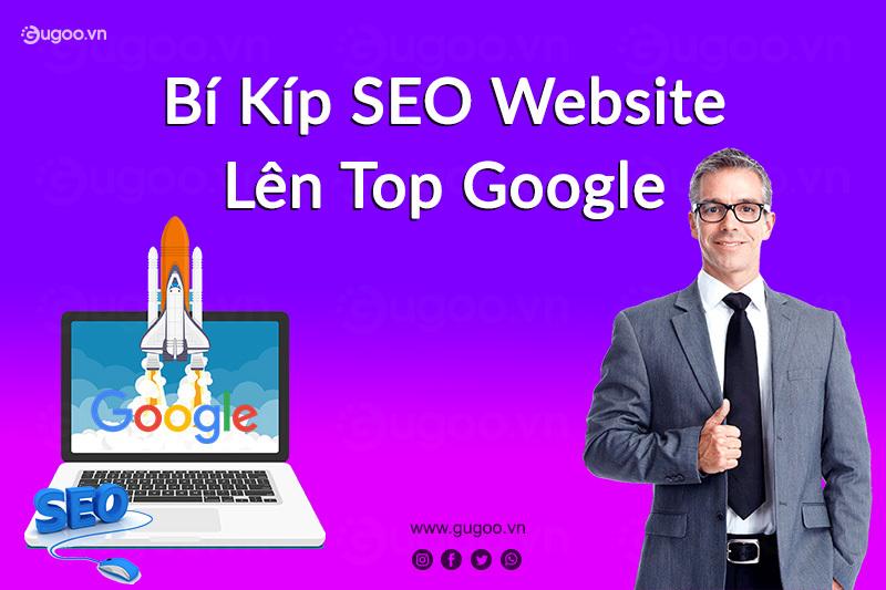 bi kip seo web len top 1 google