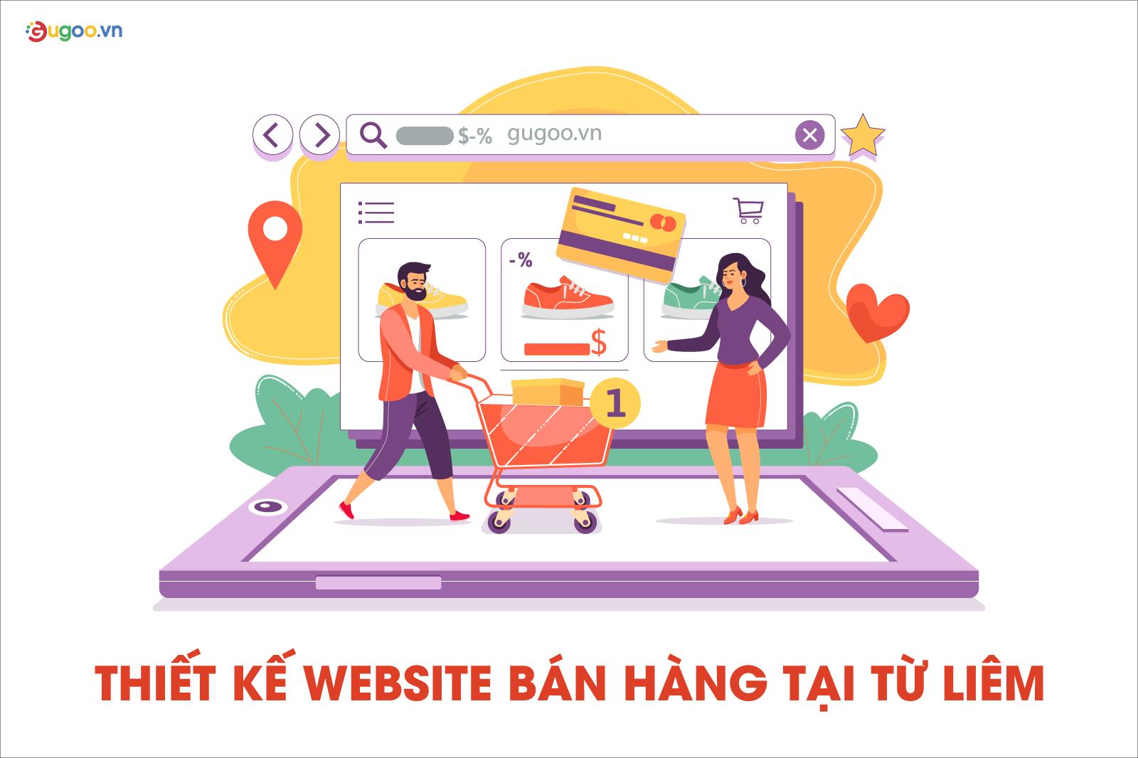 website ban hang tai tu liem