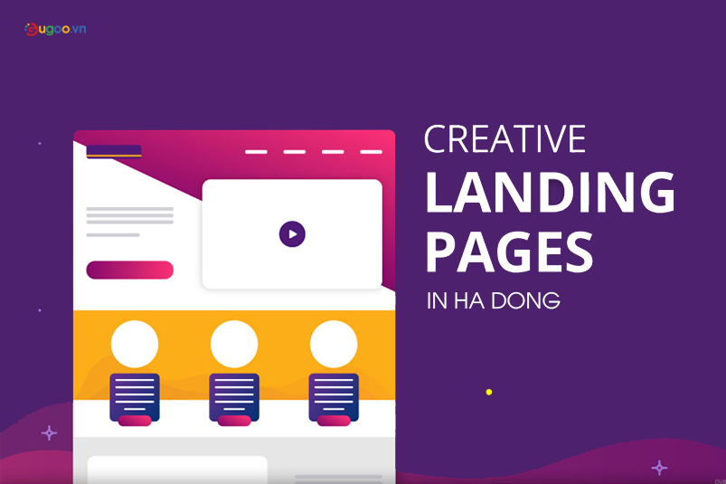 thiet ke landing page tai Ha Dong