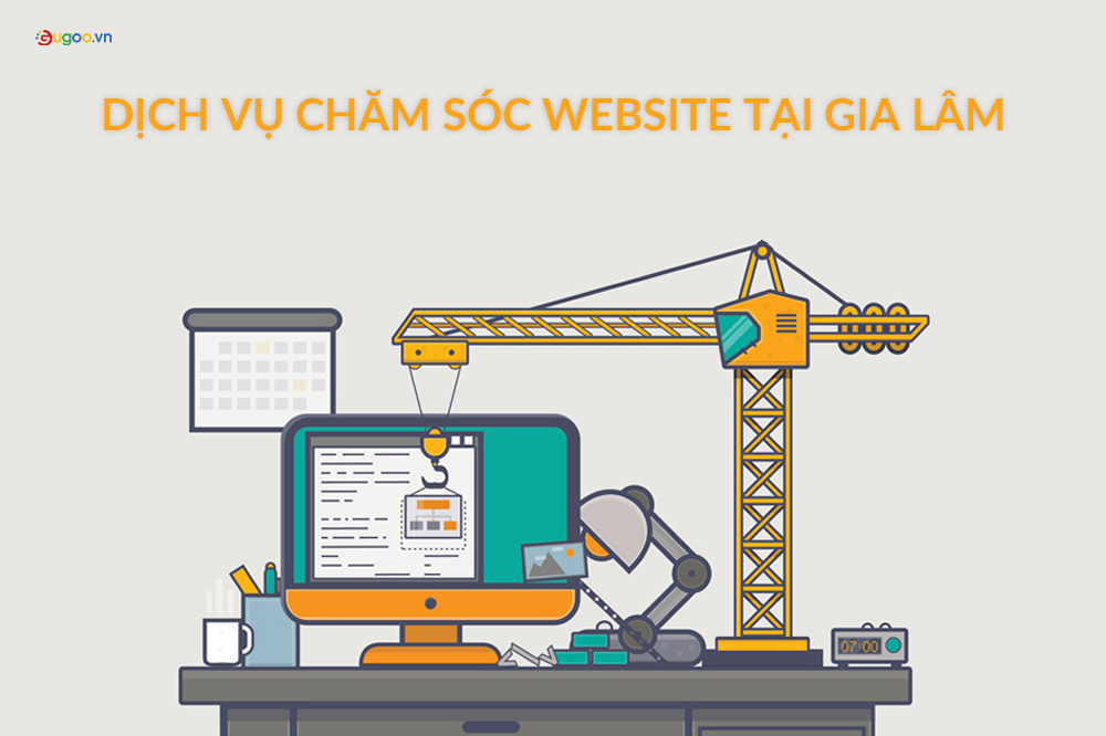 dich vu cham soc website tai Gia Lam