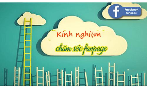 cham soc fanpage