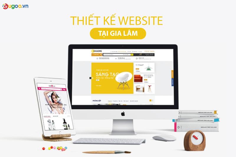 thiet ke website tai Gia Lam