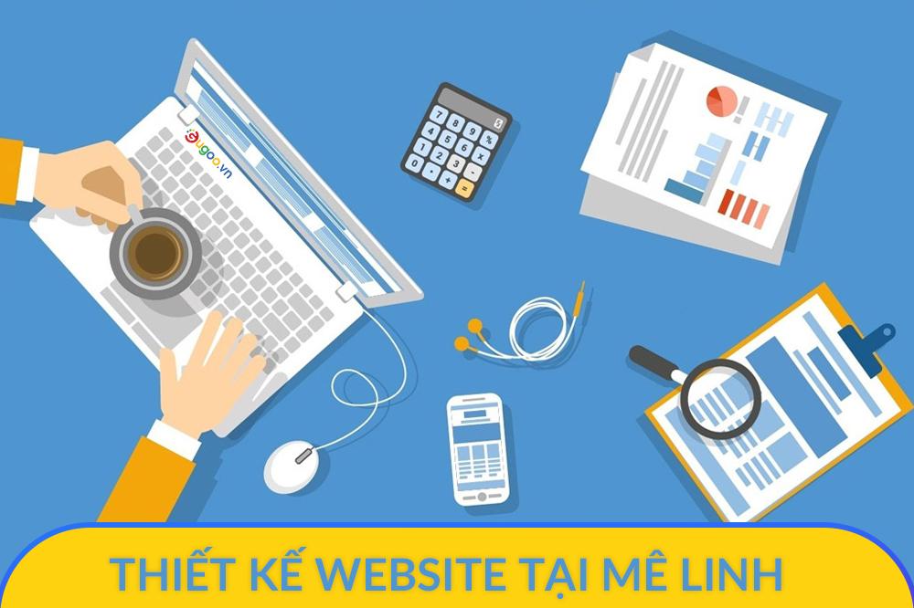 thiet ke website tai Me Linh