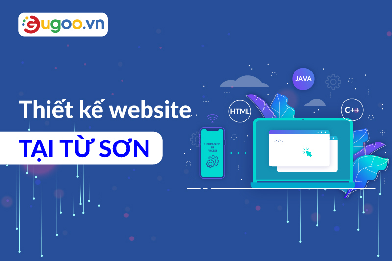 thiet ke website tai Tu Son
