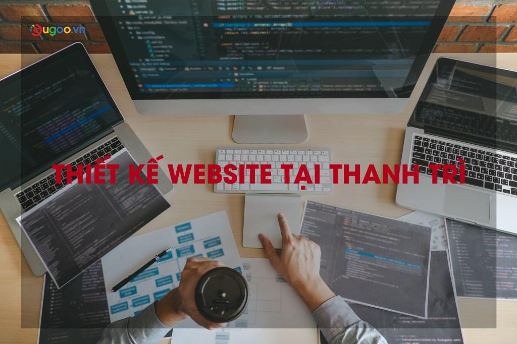 thiet ke website tai Thanh Tri