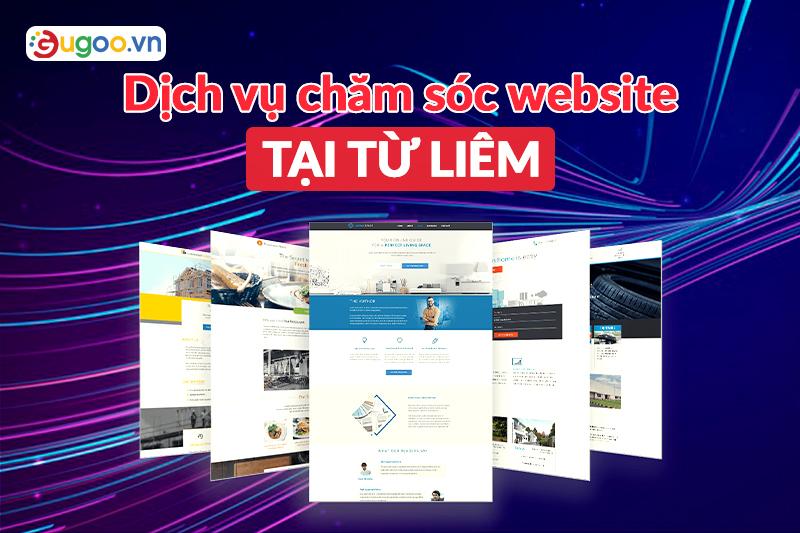cham soc website tai Tu Liem