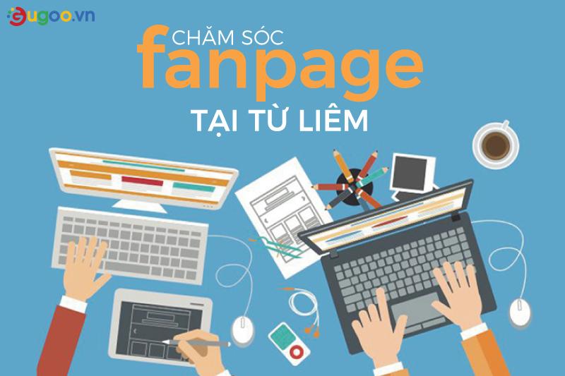 cham soc fanpage tai Tu Liem