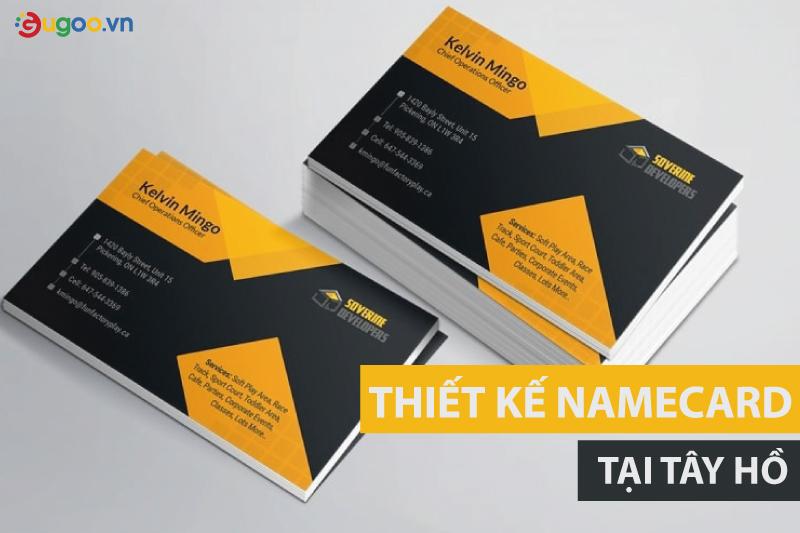 cong ty thiet ke namecard chuyen nghiep tai tay ho
