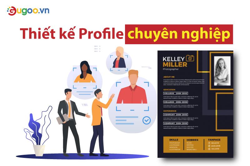 doi tac thiet ke profile chuyen nghiep