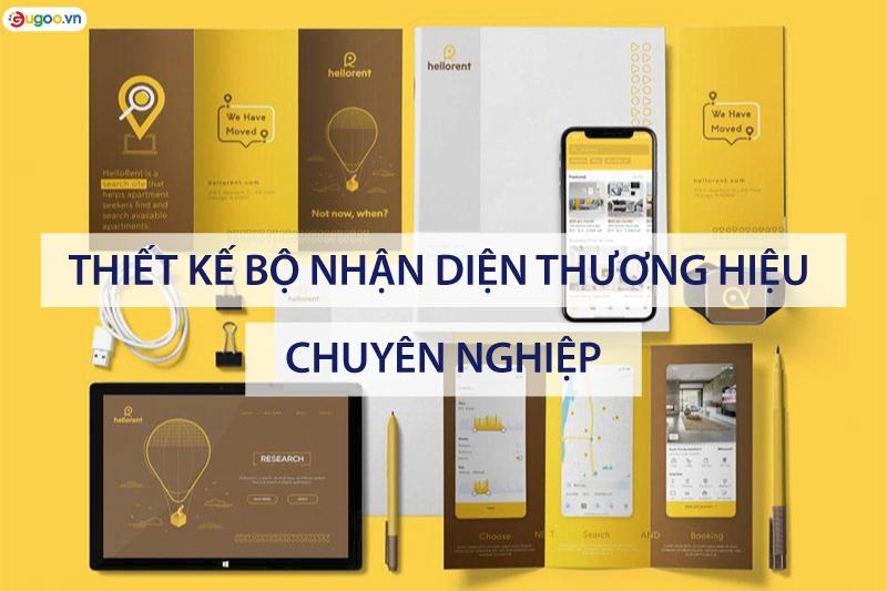 thiet ke bo nhan dien thuong hieu chuyen nghiep
