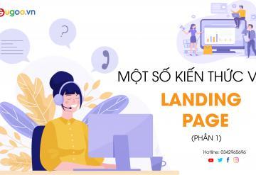 Một Số Kiến Thức Về Landing Page (Phần 1)