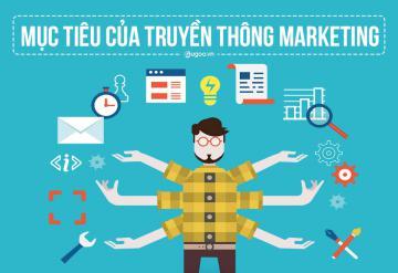 Mục Tiêu Của Truyền Thông Marketing