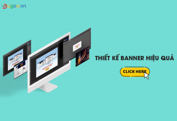 4 Bước Thiết Kế Banner Hiệu Quả Cho Các Shop Kinh Doanh Online