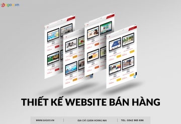 Thiết Kế Website Bán Hàng Tại Hoàng Mai