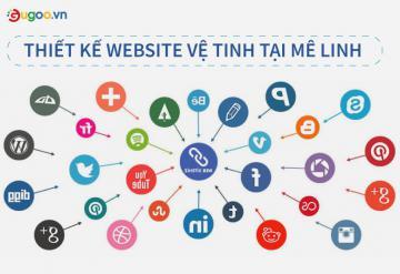 Thiết Kế Website Vệ Tinh Tại Mê Linh