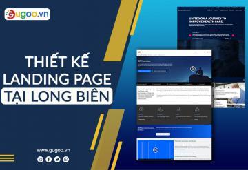 Thiết Kế Landing Page Tại Long Biên