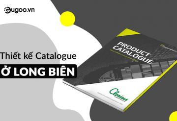 Thiết Kế Catalogue Tại Long Biên