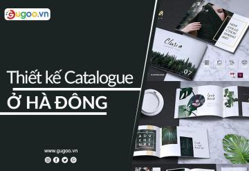 Thiết Kế Catalogue Ở Hà Đông