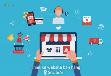 Thiết Kế Website Bán Hàng Tại Sóc Sơn