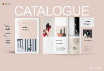 Thiết Kế Catalogue Tại Đông Anh