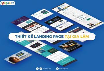 Thiết Kế Landing Page Tại Gia Lâm