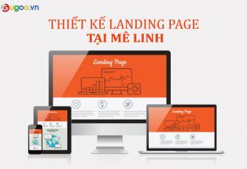 Thiết Kế Landing Page Tại Mê Linh