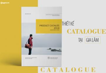 Thiết Kế Catalogue Tại Gia Lâm
