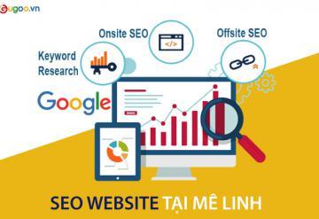 Seo Website Tại Mê Linh