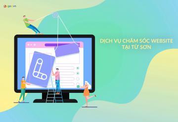 Chăm Sóc Website Tại Từ Sơn