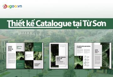 Công Ty Thiết Kế Catalogue Tại Từ Sơn