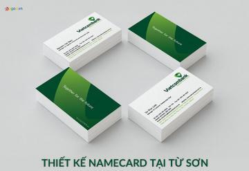 Công Ty Thiết Kế Namecard Ở Từ Sơn