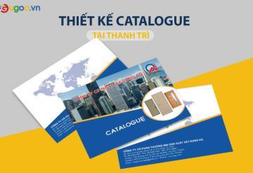 Đơn Vị Thiết Kế Catalogue Tại Thanh Trì