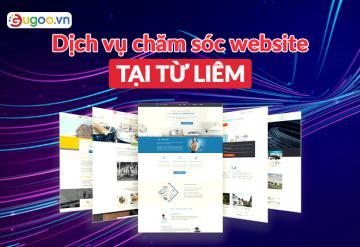 Chăm Sóc Website Tại Từ Liêm