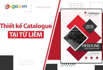 Dịch Vụ Thiết Kế Catalogue Tại Từ Liêm