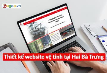Thiết Kế Website Vệ Tinh Tại Hai Bà Trưng