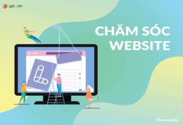 Chăm Sóc Website Tại Hoàng Mai