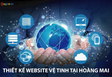 Thiết Kế Website Vệ Tinh Tại Hoàng Mai