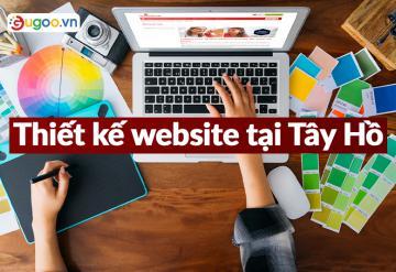 Thiết Kế Website Tại Tây Hồ