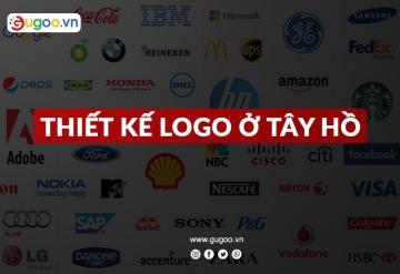 Dịch Vụ Thiết Kế Logo Chuyên Nghiệp Tại Tây Hồ