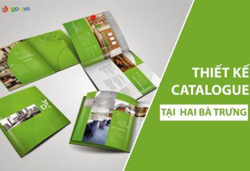 Đơn Vị Thiết Kế Catalogue Tại Hai Bà Trưng