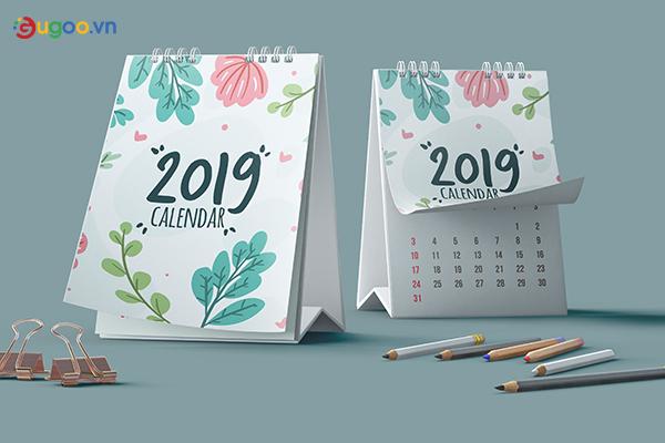 Thiết kế lịch để bàn GLB11
