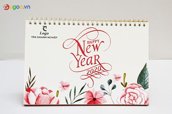 Thiết kế lịch để bàn GLB3
