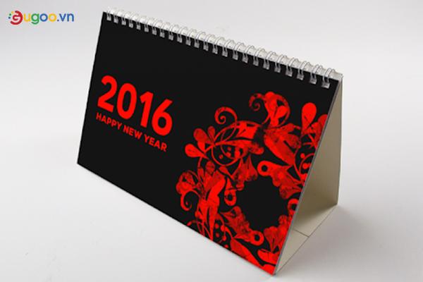 Thiết kế lịch để bàn GLB4