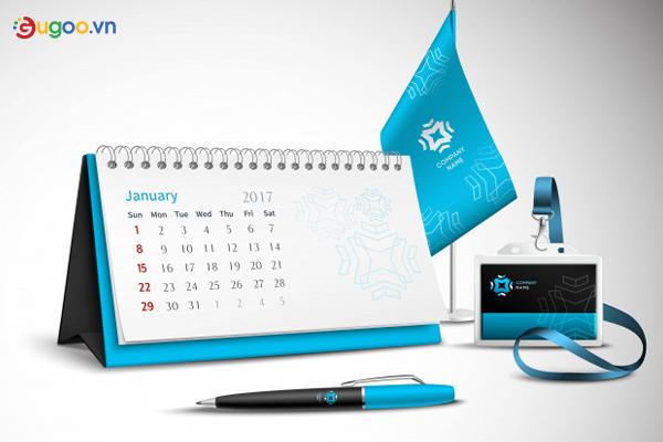 Thiết kế lịch để bàn GLB9