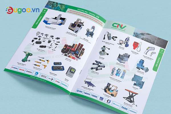 Mau catalogue GCTL6